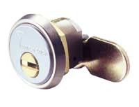 Mul-T-Lock Camlock - 29mm diameter - Nickel Matt